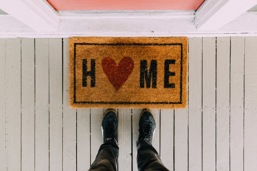 home doormat for who pays for the home inspection