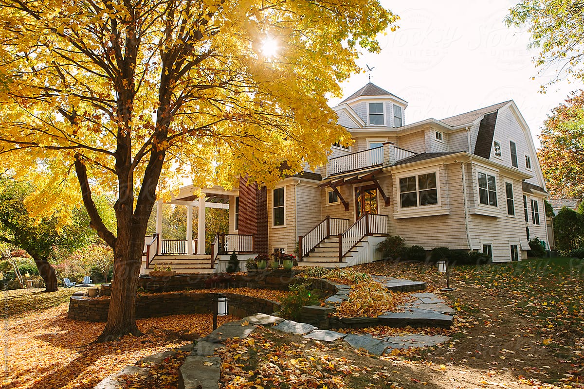 fall and monthly home inspection checklists