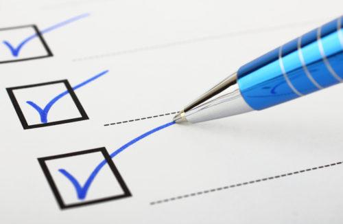 checklist for seller disclosure in illinois